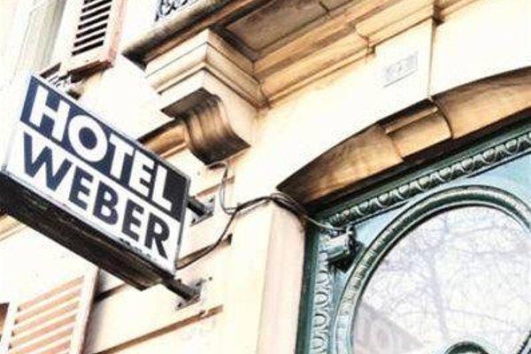 Hotel Weber - фото 23