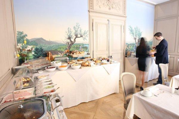 Hotel & Spa Le Bouclier D'or - фото 9