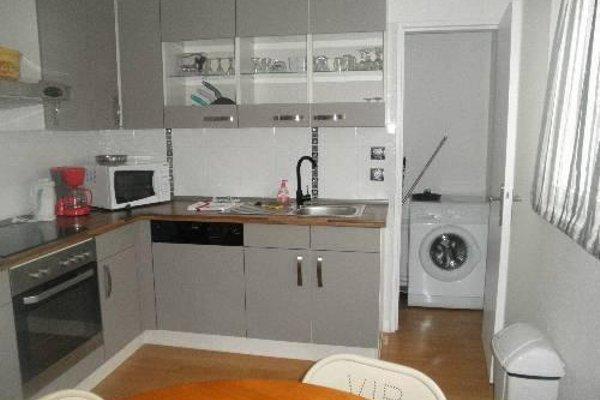 Appartement Guynemer Tourisme - фото 13