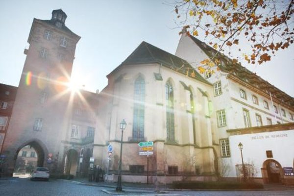 Hotel Ettenheim - фото 21