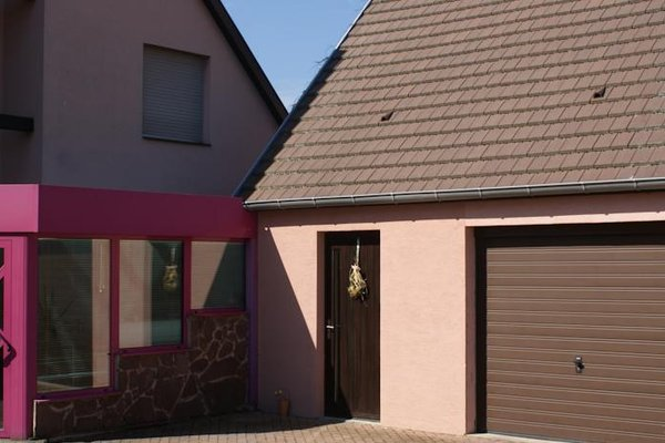 Chambre d'Hotes Le Vogelgarten - 16
