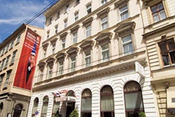 Cordial Theaterhotel Wien - фото 34