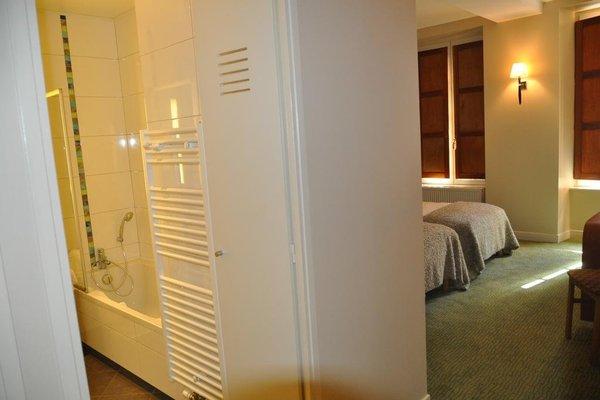 Logis Hotel De La Cote D'or - фото 10