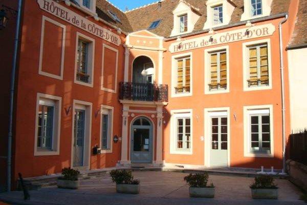 Logis Hotel De La Cote D'or - фото 23