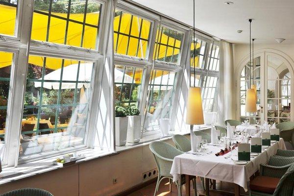 Gartenhotel Altmannsdorf Hotel 1 - фото 13