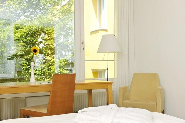 Gartenhotel Altmannsdorf Hotel 1 - фото 19