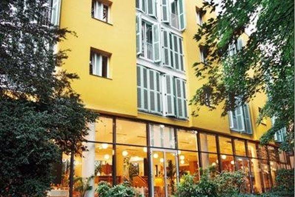 Gartenhotel Altmannsdorf Hotel 1 - фото 23