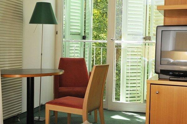 Gartenhotel Altmannsdorf Hotel 1 - фото 4
