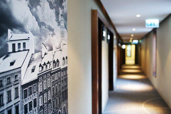 Warsaw Plaza Hotel - фото 5