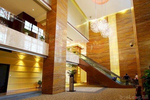 Pazhou Linjiang Shangpin Hotel Apartment - фото 19