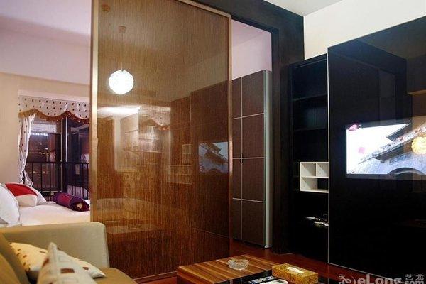 Pazhou Linjiang Shangpin Hotel Apartment - фото 20