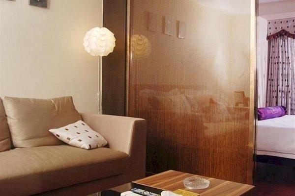 Pazhou Linjiang Shangpin Hotel Apartment - фото 5