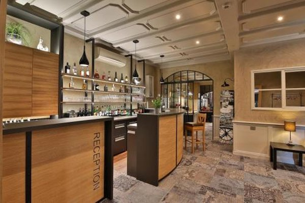 Hotel Restaurant La Charrue - 13
