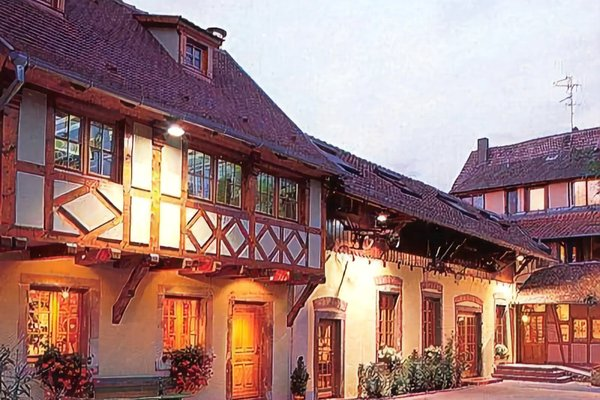 Hotel Restaurant La Charrue - 22