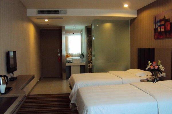 Shanshui Trends Huadu Hotel - фото 9