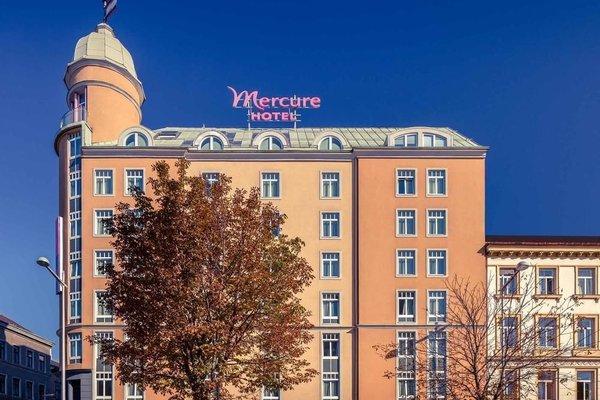 Mercure Wien Westbahnhof - фото 20