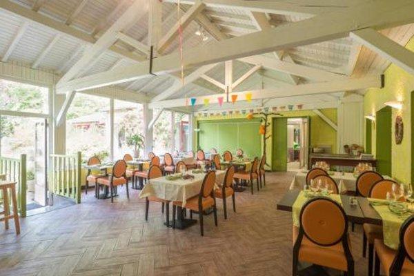 Hotellerie de la Cascade - фото 6