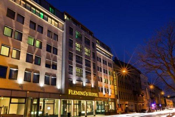 LiV'iN Residence by Fleming's Wien - 23
