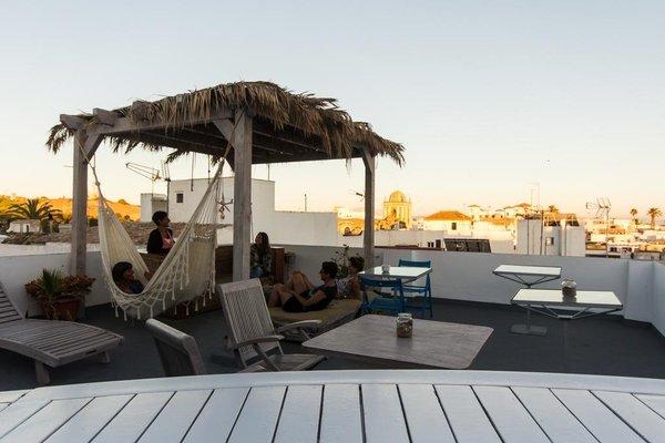 La Cocotera Boutique Hostel & Coworking - фото 20