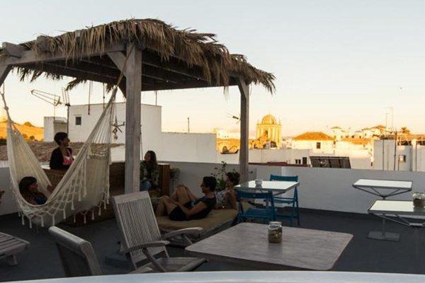 La Cocotera Boutique Hostel & Coworking - фото 21