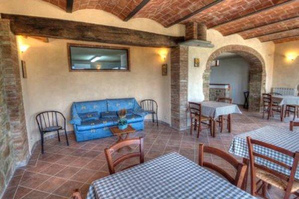 Locazione Turistica Il Borgo di Gebbia - фото 5