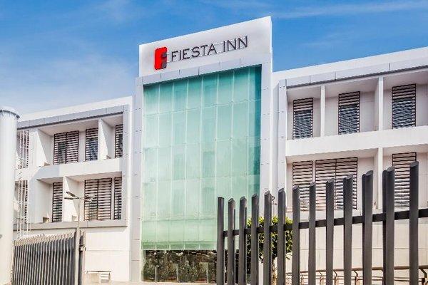 Fiesta Inn Plaza Central Aeropuerto - 21