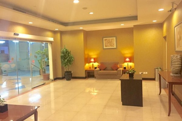 Star Metro Deira Hotel Apartments - фото 14