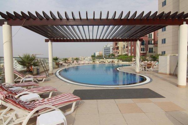 Star Metro Deira Hotel Apartments - фото 21