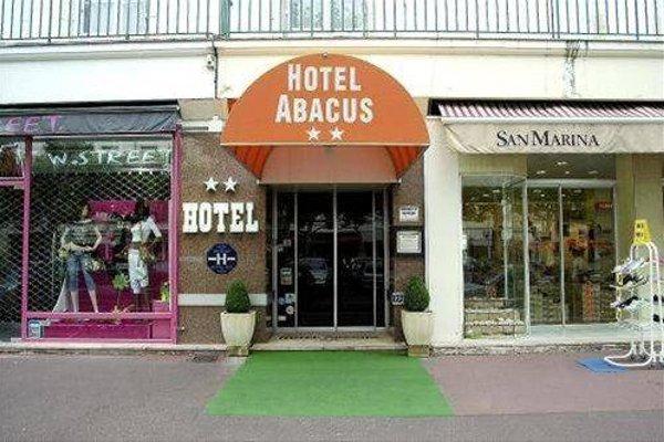 Abacus Hotel - фото 21