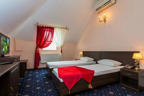 Отель Максимус - фото 16