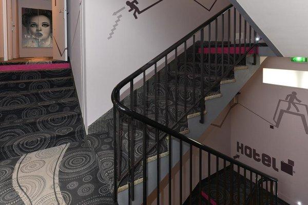 Hotel de l'Europe - 16