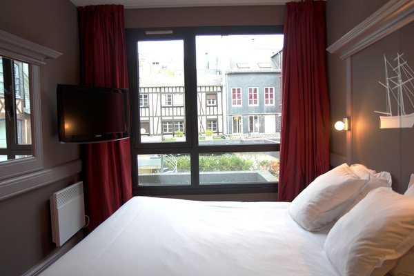BEST WESTERN Hotel Litteraire Gustave Flaubert - фото 50