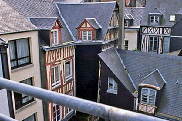 BEST WESTERN Hotel Litteraire Gustave Flaubert - фото 22