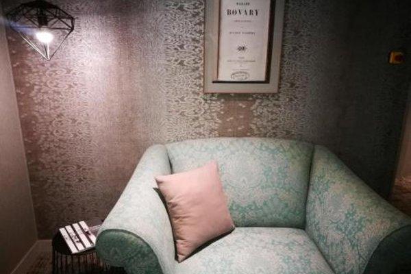 BEST WESTERN Hotel Litteraire Gustave Flaubert - фото 3