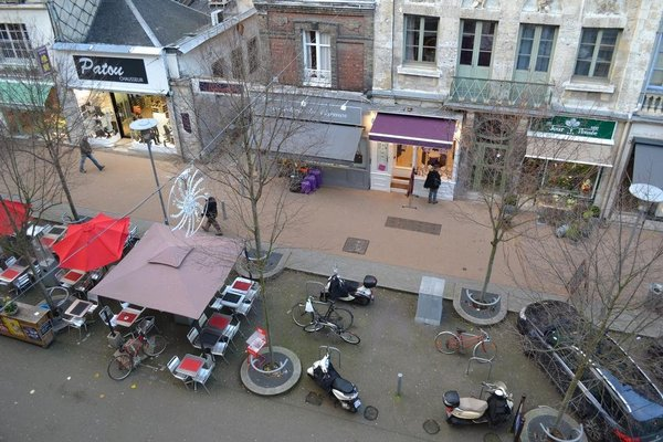 Hotel Des Carmes - Rouen - 16