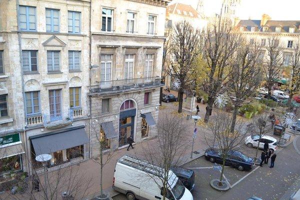 Hotel Des Carmes - Rouen - 22