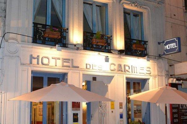 Hotel Des Carmes - Rouen - 23