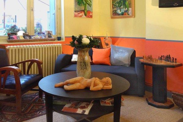 Hotel Des Carmes - Rouen - 9