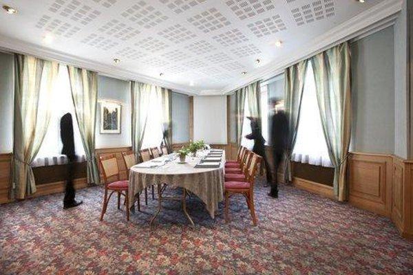 Best Western Hotel De Dieppe - фото 14