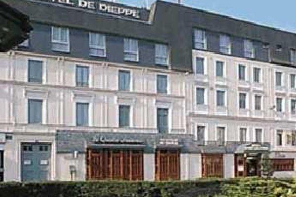 Best Western Hotel De Dieppe - фото 22