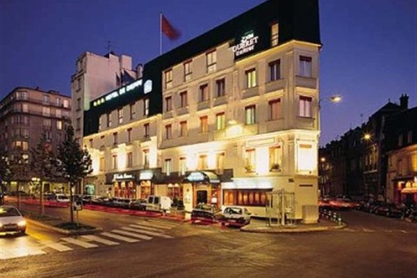 Best Western Hotel De Dieppe - фото 23