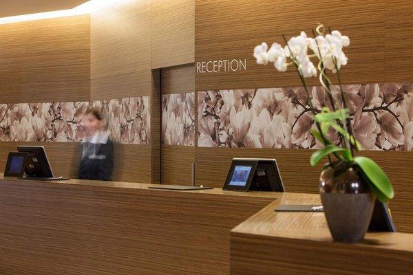 Austria Trend Hotel Savoyen Vienna - фото 16