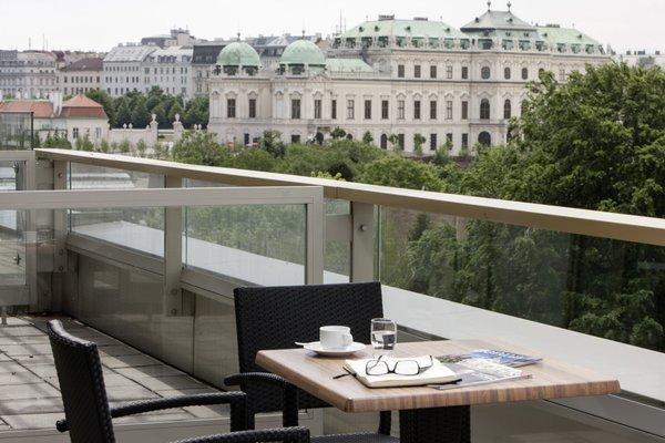 Austria Trend Hotel Savoyen Vienna - фото 21
