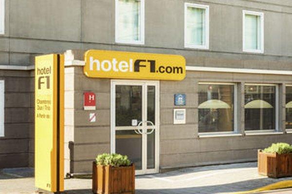 hotelF1 Roissy Pn2 - 19