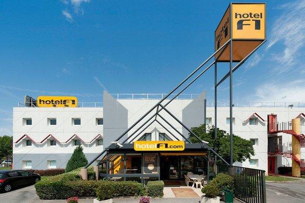 hotelF1 Roissy Pn2 - 20