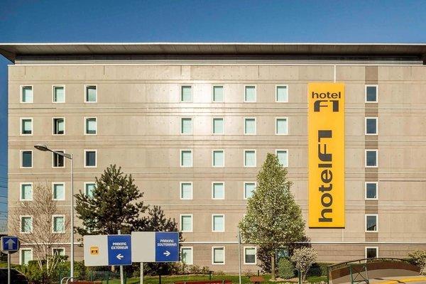 hotelF1 Roissy Pn2 - 22