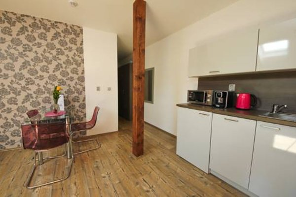 U Tri Hrusek Suites & Apartments - фото 16
