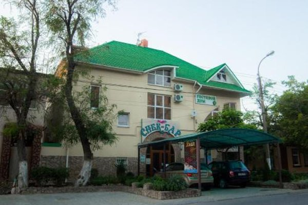Гостиница Ямал - фото 22