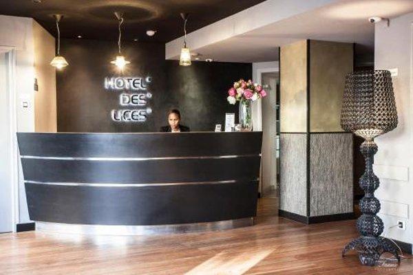 Hotel Des Lices - фото 13