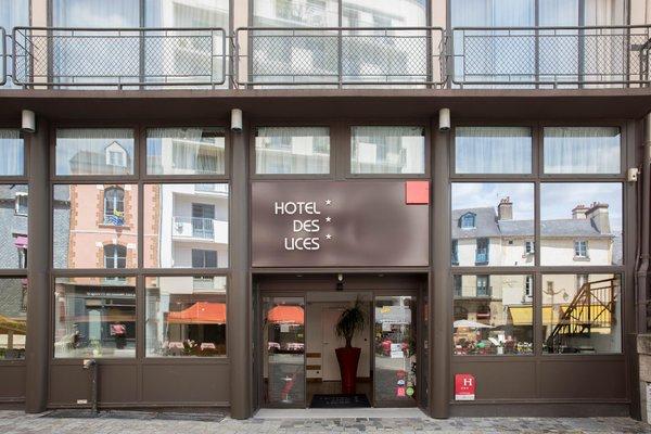 Hotel Des Lices - фото 16